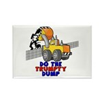 Trumpty Dump Rectangle Magnet (10 pack)