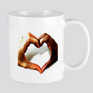 love and justice Mugs