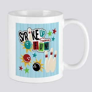 Bowling Sports Fun Mug