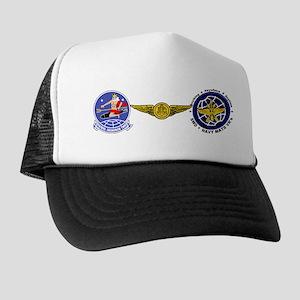 aircrew wings custom Trucker Hat