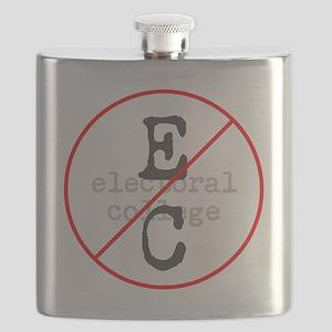 No Electoral College Flask