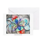 Light Persists Greeting Cards (pk Of 20)