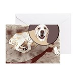 Cone Head Card Greeting Cards