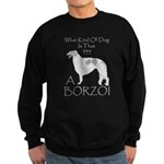 What Kind Of Dog Is That? Light Sweatshirt