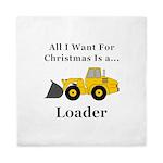 Christmas Loader Queen Duvet