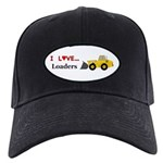 I Love Loaders Black Cap