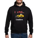 I Love Loaders Hoodie (dark)