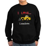 I Love Loaders Sweatshirt (dark)