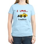 I Love Loaders Women's Light T-Shirt