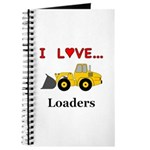 I Love Loaders Journal