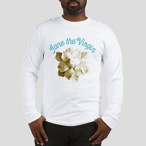 Jane The Virgin Flower Long Sleeve T-Shirt