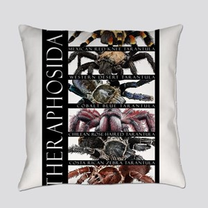Tarantulas of the World Everyday Pillow