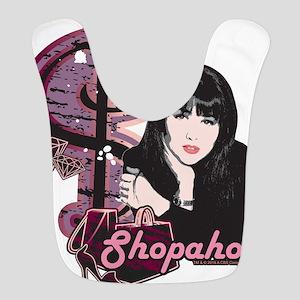 90210 Shopaholic Polyester Baby Bib