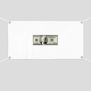 Trump Bill Banner
