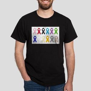Awareness Ribbons T-Shirt
