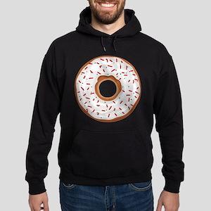 Christmas Sprinkles Donut Sweatshirt