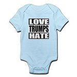 Love Trumps Hate Body Suit