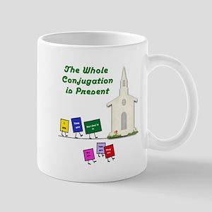 The Whole Conjugation Mugs