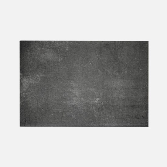 Rustic Chalkboard Background Texture Magnets