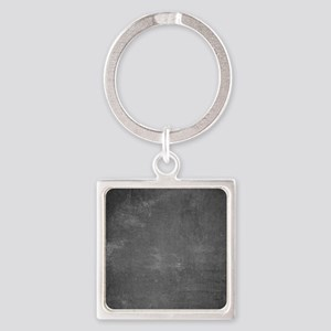 Rustic Chalkboard Background Texture Keychains