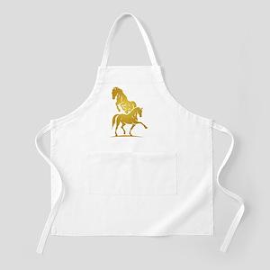 i love horse Apron