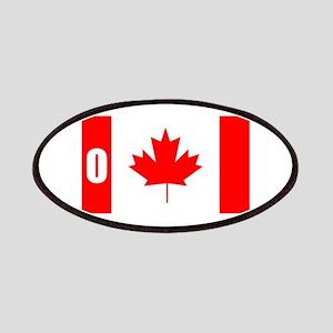 O Canada Patch