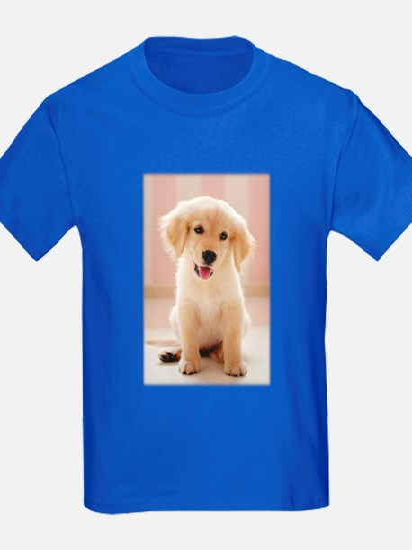 Golden Retriever Pup T