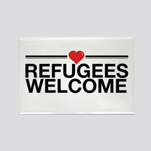 Refugees Welcome Magnets