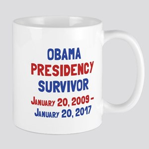 Obama Presidency Survivor Mug