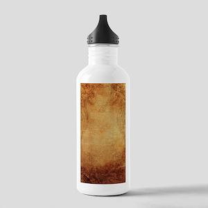 Antique Vintage Nostal Stainless Water Bottle 1.0L