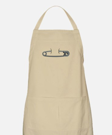 Safety Pin Apron