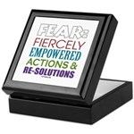 No Fear Keepsake Box
