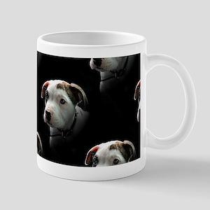 Pit Bull T-Bone Puppy Mugs
