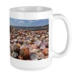 Scallop Shell Rainbow Mugs