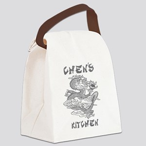 Chen's Chinese Kitchen Canvas Lunch Bag