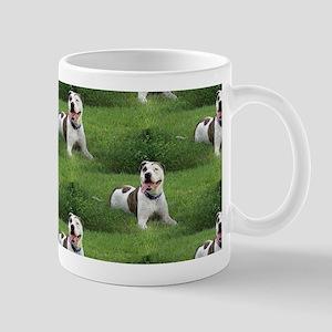 Pit Bull T-Bone Mugs