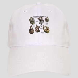 Sloths of the World Cap