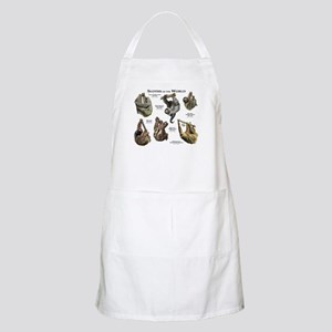 Sloths of the World Apron