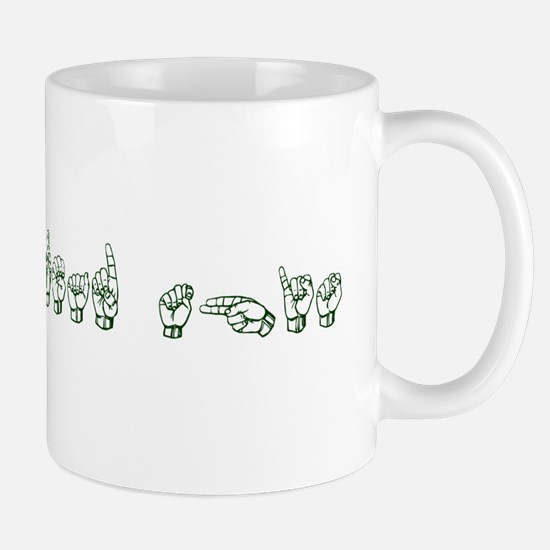 Can you read this? Mug