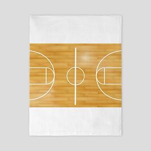Basketball Court Twin Duvet