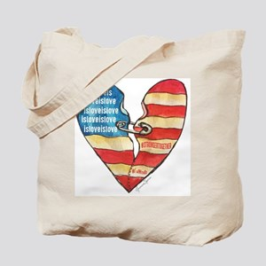 Heart Safety Tote Bag