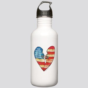 Heart Safety Water Bottle
