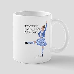Scottish Highland Dancer Mug