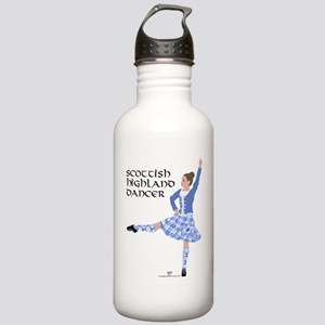 Scottish Highland Danc Stainless Water Bottle 1.0L