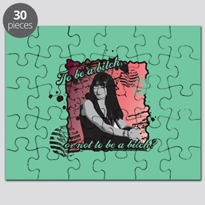 90210 To Be a Bitch Puzzle