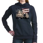Patriotic Mount Rushmore Sweatshirt