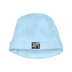 Patriotic Mount Rushmore baby hat
