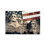 Patriotic Mount Rushmore Magnets