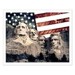 Patriotic Mount Rushmore Posters