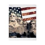 Patriotic Mount Rushmore Twin Duvet